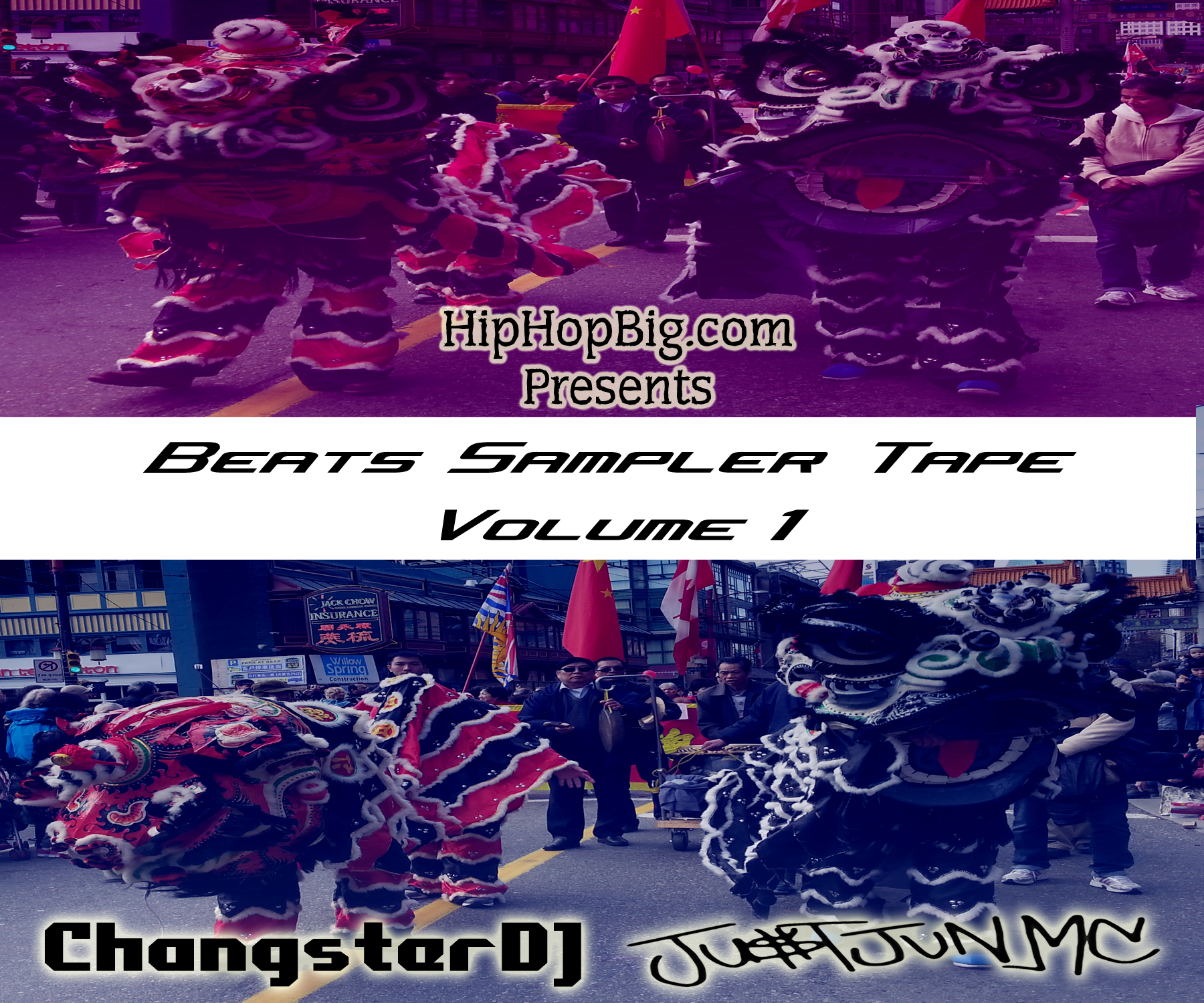 Changster DJ Beat Tape 1 Sampler copy